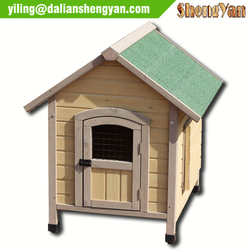 Simple and practical dog kennel indoor