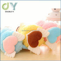 Customize lovely cheap plush fluffy Fashion Promotion thermal earmuffs wholesales