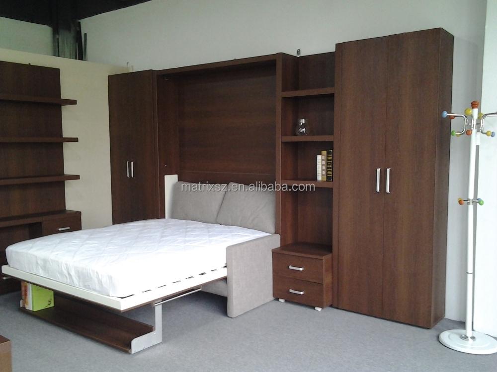 Wall mounted bed modern furniture space saving furniture buy wall mounted bed modern furniture - Innovative furniture space saving ...