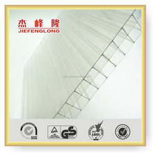 Roofing material Multi-wall polycarbonate solar panel