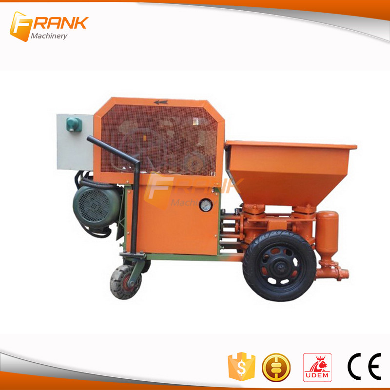 Wall Cement Mortar Spray Plastering Machine For Sale