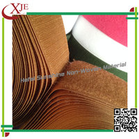 Fabric hook and loop fasteners for clothing
