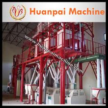 50 ton complete flour mill