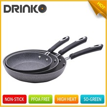 Hot promotion cooking ware fry pan set