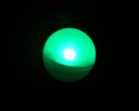 Party 11 Colors Battery LED balloon light floating fairy pearls