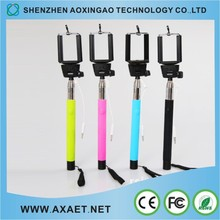 Cheap Extendable Remote Shutter For Selfie Support iPhone 5S, 5C, 4, 4S, iPad4, Mini Etc