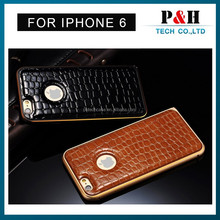 New Style for iphone 6 custom back cover case,Leather Case For iPhone 6,For iPhone 6 wallet leather case