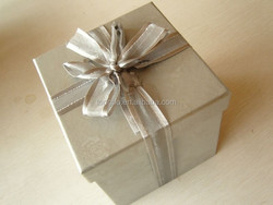 foldable paper storage gift box container
