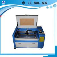 Science working models 80W 100W 130W CO2 Wood/MDF/Acrylic Laser Cutting Machine with Lower Price 900*600mm
