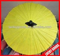15cm mini paper umbrella for kids funny
