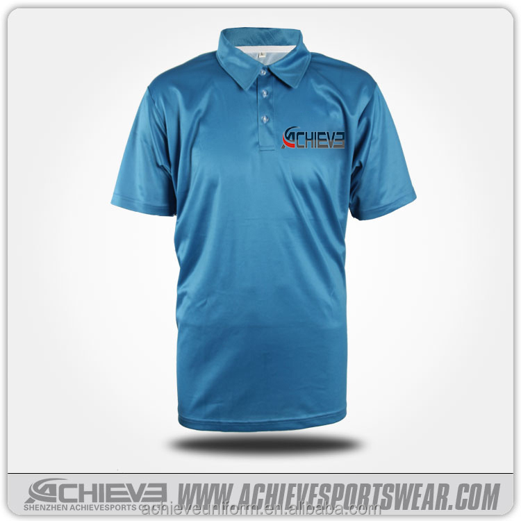 Wholesale New Design Polo Shirt Office Uniforms For