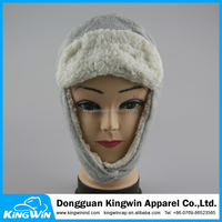 Winter Weather Polar Fleece Hat With Earflaps - Buy Polar Fleece Hat, Winter Hats With Earflaps, Polar Fleece Winter Hat
