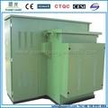10kv, 20kv, 35kv tapetesdecarro montado transformador fabricante