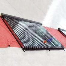 30tubes heat pipe solar panel