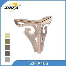 Most durable bun feet furniture legs furniture feet glides felt feet for chair legs