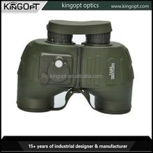 Militares impermeables 7 X 50 prismáticos