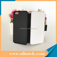 Cheap sublimation leather case for iPhone 5C heat transfer printing