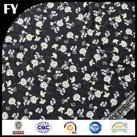 High quality custom printed nhl cotton fabric