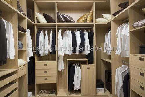 Best Sell Modern Walk In Wardrobe Closet Large Wardrobe