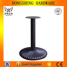Factroy made hot sell table leg parts chrome decorative metal furniture legs
