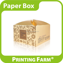 Decorative Paper Gift Boxes Wholesale Printing