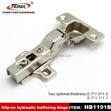 China wholesale high grade promotion hinge for double swing door