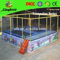 de alta calidad baratos gimnasia trampolines para la venta