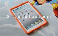 colorful silicon beauty case for ipad mini ,wholesale price