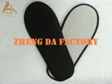 high quality Disposable nonwoen slipper close toe on promotion,70g PP nonwoven + spong + 3mm EVA soles