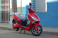 ELECTRIC MOTORCYCLES (AGUILA AVA )