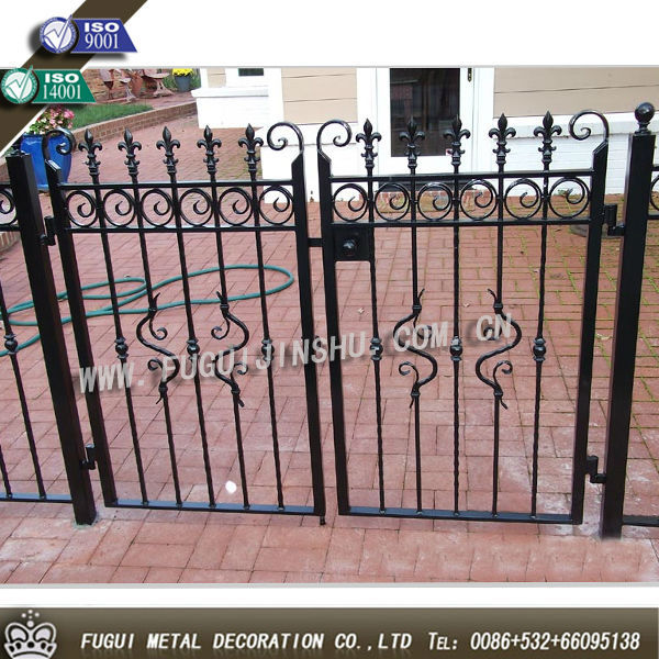 House Gate Designs Wrought Iron Gate Models Wrought