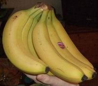 Fresh Bananas (MAKOSSA BRANDED.)