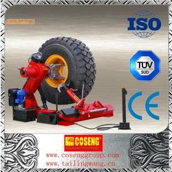 truck tire equipment manufacturer/home made tyre changer