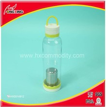 Unique trtavle water bottles personalized with removable filter