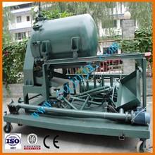 ZSC waste motor oil recycling machine/oil regeneration refinery/oil filter