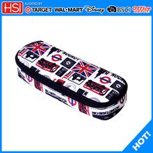 pencil case different/custom canvas pencil case/bag for pencil