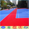 Pp outdoor Badminton Court Sports Flooring/ Used Court Sports Flooring