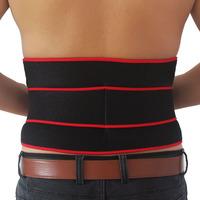 Neoprene waist support brace,back guard pads