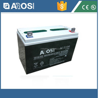 Low Price Sealed VRLA Battery Deep Cycle UPS 12V 100Ah Battery
