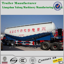 hot selling to Philippines CHINA brand 45-71CBM bulk cement powder truck trailer