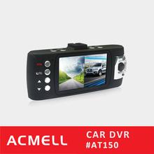 2.7 Inch 720P G- sensor Dual Camera Dash Camera