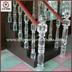 Acrylic Modern Stairway, Acrylic Baluster