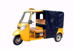 Latest 3 wheel motorcycle and 3 wheel electric bicycle for africa , cargo rickshaw and passenger rickshaw