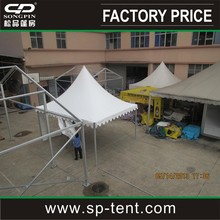 Marquee garden tent for events with curtains and linings in HOT SALE