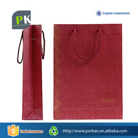 2015 China Custom Printing Paper Bag,Laminated Shopping Bag