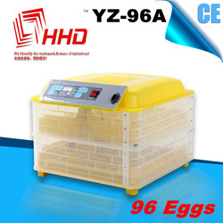 96 Eggs Portable Mini Chicken Egg Incubator Hatchery Machine For 12-240v Power Supply