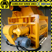 economic high efficiency concrete mixer control