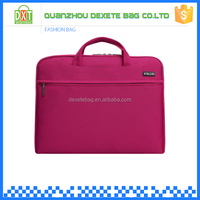Pieces of red nylon wholesale 21 inch laptop bag
