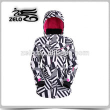Professional outdoor top rated ski jackets