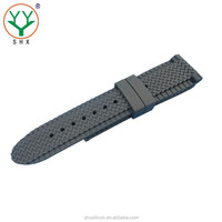 fashion straight end 18mm 20mm 22mm 24mm watch bands manufacture